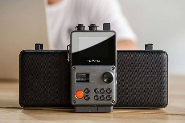 Flang HiFi Music Player and Dock Speaker