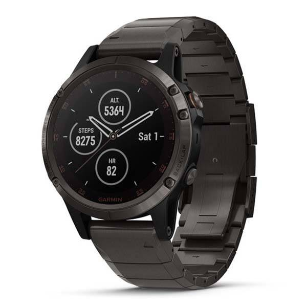 Garmin Fēnix 5S Plus Multisports GPS Smartwatch