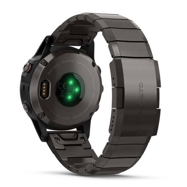 Garmin Fēnix 5S Plus Multisports GPS Smartwatch