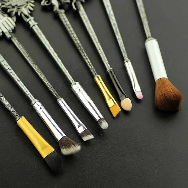 Handmade Game of Thrones Makeup Brushes