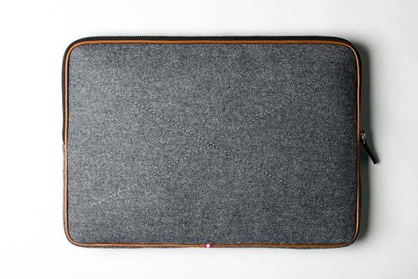 Hard Graft Zip Up Folio MacBook Pro Sleeve