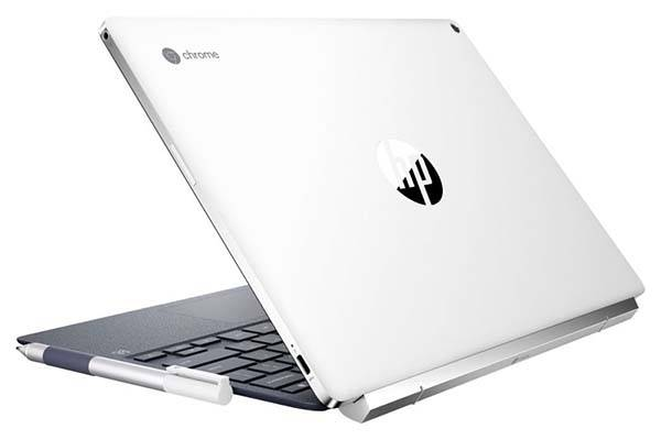 HP x2 2-In-1 Touchscreen Chromebook with Included Active Pen
