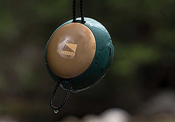 Lander Cairn Waterproof Portable LED Lantern with Power Bank