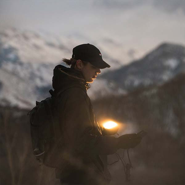 Lander Cairn XL App-Enabled Portable LED Lantern with Power Bank