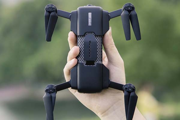 The Mark Ultra-Intelligent 4K Foldable Drone