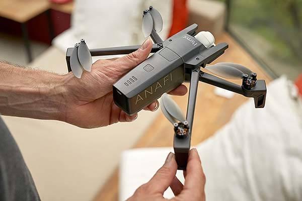 Parrot Anafi Ultra Compact 4K Camera Drone