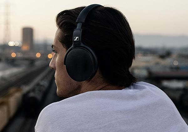 Sennheiser Hd 4 50 Wireless Active Noise Cancelling