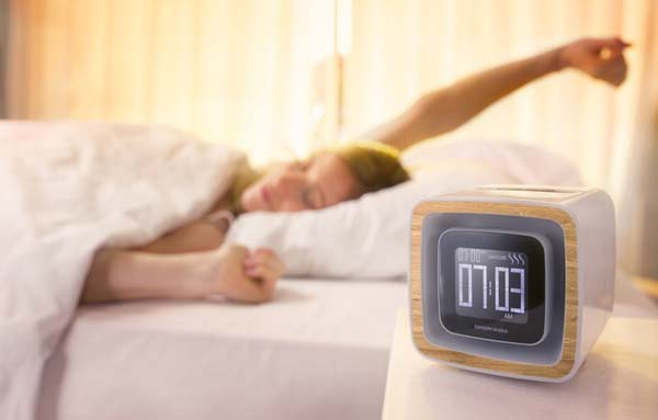 Sensorwake Trio Smell-Based Alarm Clock