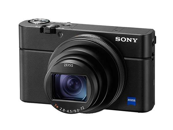Sony RX100 VI Premium Compact Digital Camera