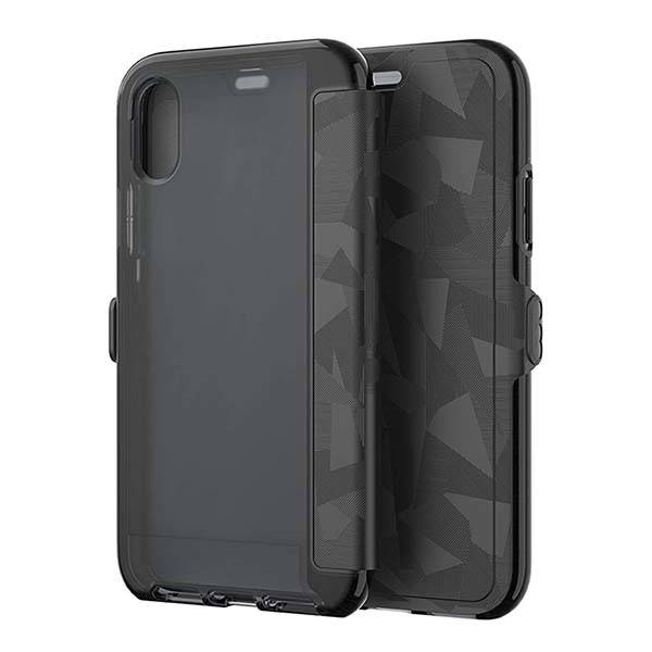 Tech21 Evo Wallet iPhone X Case