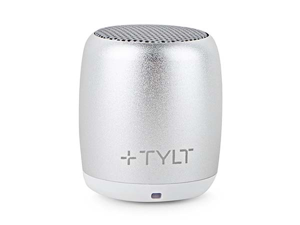 TYLT Mini Boom Bluetooth Speaker with Microphone