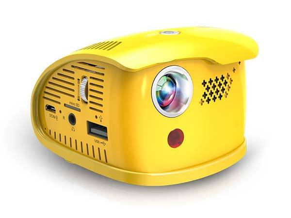 Wowoto Q1 Portable Android Projector