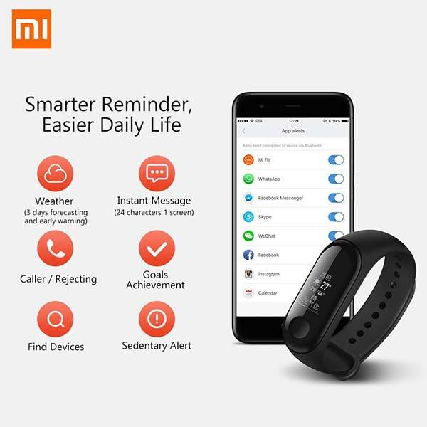 Xiaomi Mi Band 3 Fitness Tracker