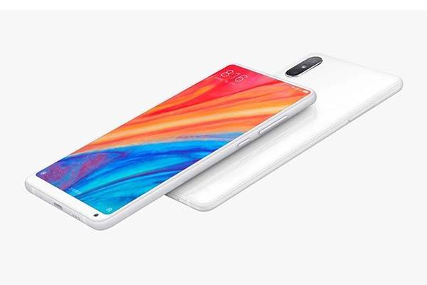 Xiaomi Mi Mix 2S Full-Screen Smartphone
