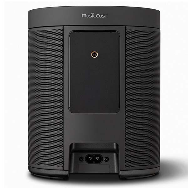 yamaha wx 021bl musiccast 20 wireless home speaker. Black Bedroom Furniture Sets. Home Design Ideas