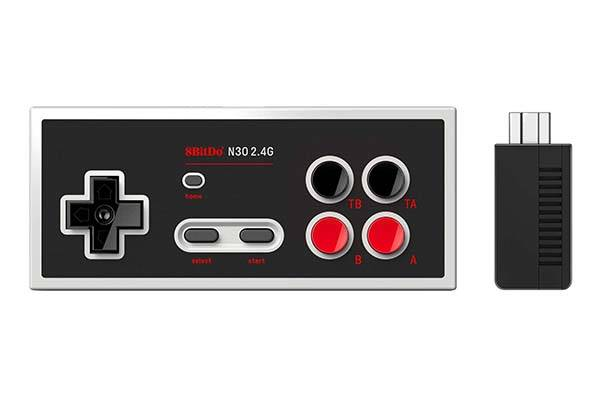 8Bitdo N30 Wireless Game controller for NES Classic Edition
