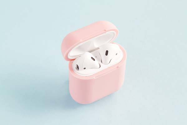 AirPlus AirPods Case with Wireless Charging