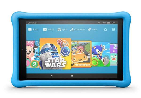 Amazon All-New Fire HD 10 Kids Edition Tablet