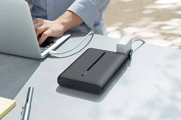 Anker PowerCore AC Universal Portable Charger with AC Outlet