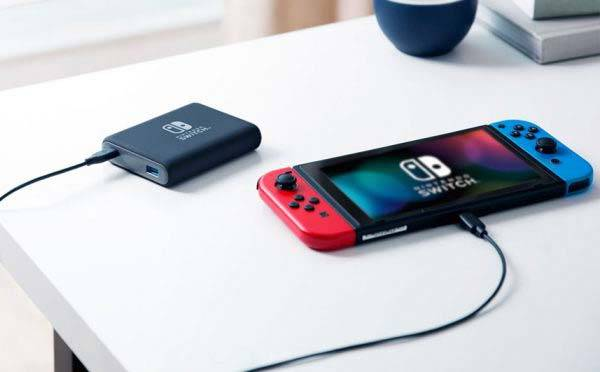 Anker PowerCore Portable Power Bank Nintendo Switch Edition