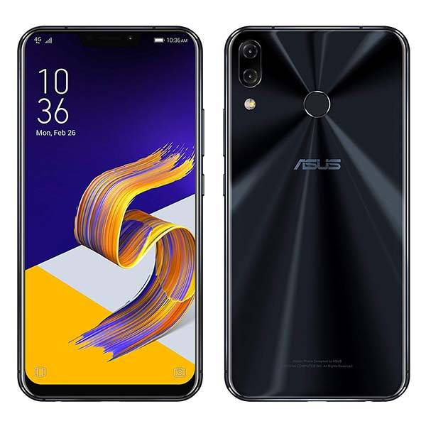 ASUS ZenFone 5Z Full-Screen Smartphone