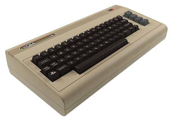 The C64 Mini Game Console