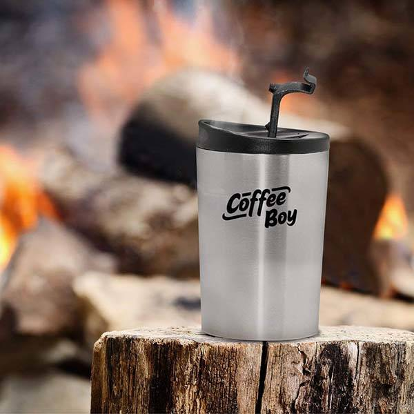 Coffee Boy Portable All-In-One Coffee Maker