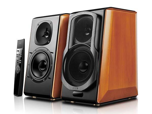 Edifier S2000pro Bluetooth Bookshelf Speaker System
