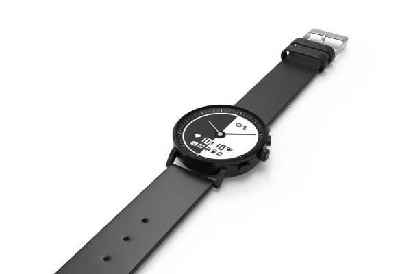 GLIGO Hybrid E-Ink Smartwatch