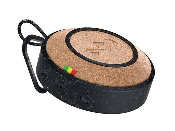 House of Marley No Bounds Waterproof Portable Bluetooth Speaker