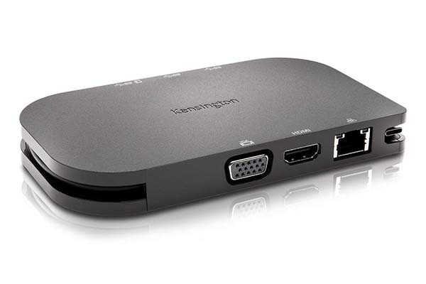 Kensington SD1600P USB-C Dock with Pass-Through Charging