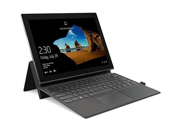 Lenovo Miix 630 2-In-1 Windows 10 Tablet