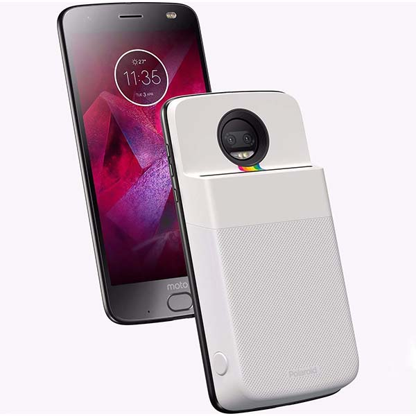 Motorola Polaroid Instant Printer Mod for Moto Z Series
