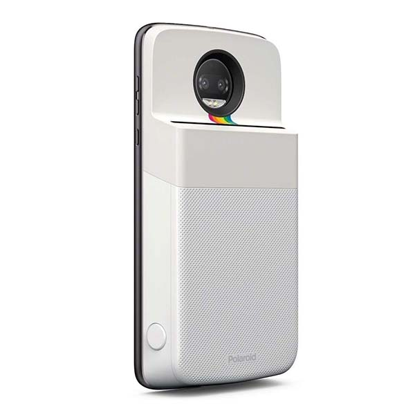 Motorola Polaroid Instant Printer Mod for Moto Z Series