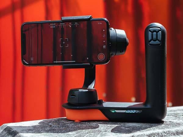 Movi Cinema Robot Smartphone Video Stabilizer