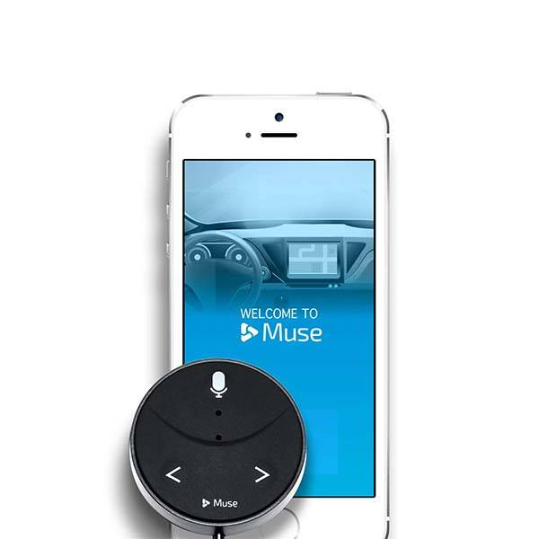 Muse Auto Alexa Voice Assistant for Cars