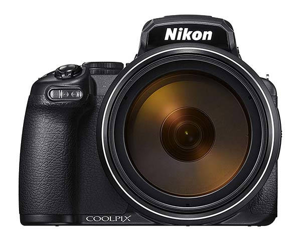 Nikon Coolpix P1000 Super-Zoom Camera