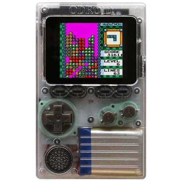 Odroid-Go Handheld Game Console Kit