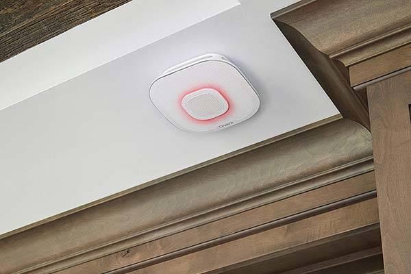 Carbon Monoxide Alarm Rented Property