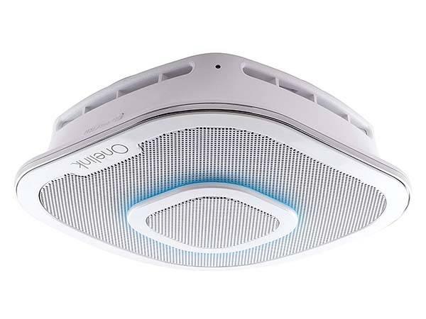 Onelink & Safe Sound Smoke Carbon Monoxide Alarm with Amazon Alexa