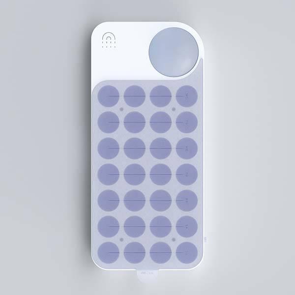 PillClok Smart Pill Box with Configurable Alarms