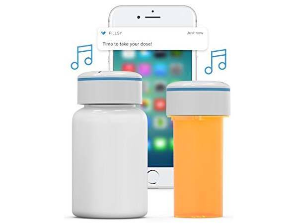 Pillsy Smart Pill Bottle