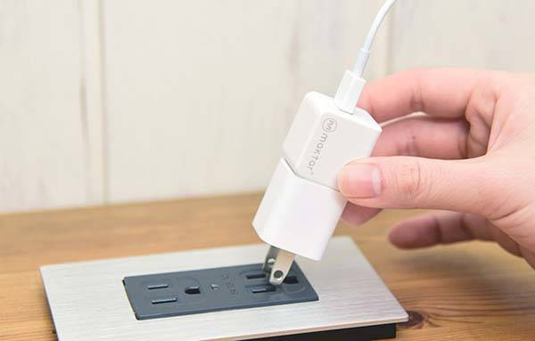 Qubii USB Backup Device for iPhone and iPad