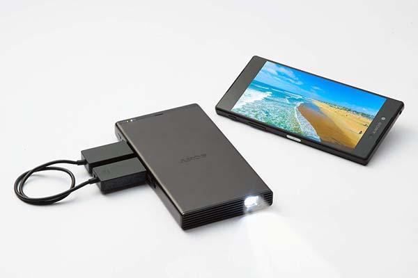 Sony MP-CD1 Pocket Sized Projector