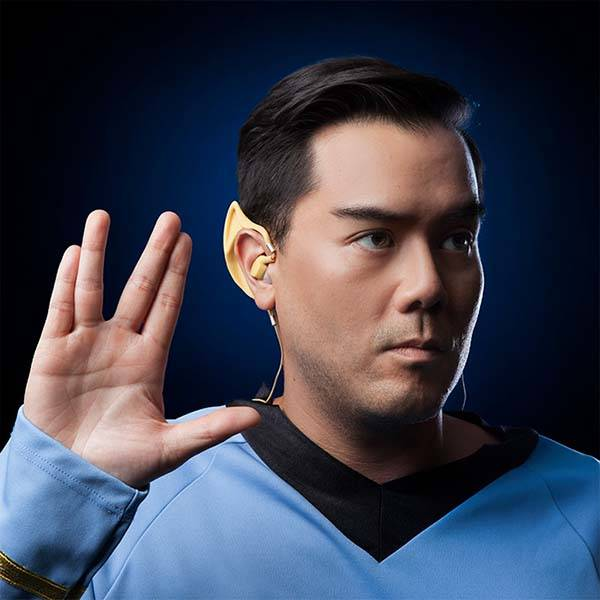 Star Trek Vulcan Bluetooth Earbuds