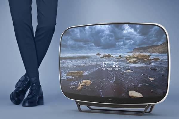 Teleavia P111 Retro TV Remake