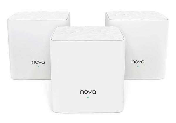 Tenda Nova MW3 AC1200 Home Mesh WiFi System