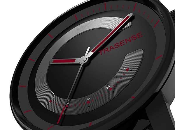 Trasense Aurora Hybrid Smartwatch
