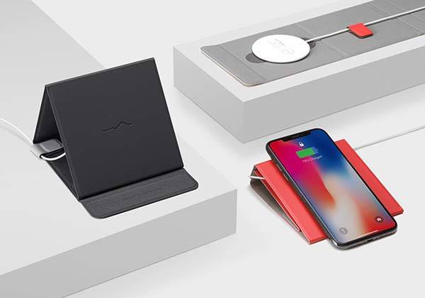 ZIISTLE Ultra Thin Qi Wireless Charging Pad