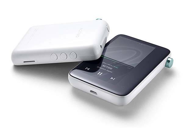 Activo CT10 Portable Hi-Res Music Player